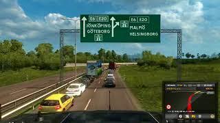 Euro Truck Simulator 2 | #421 | 77-Tonnen-Baumstamm! [FullHD