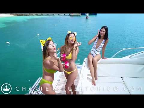 V 65' Luxury Yacht Charter by Charters Puerto Rico