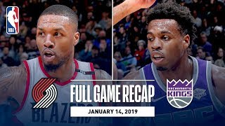 Download Full Game Recap: Trail Blazers vs Kings | Buddy Hield Leads The Way With Efficient Night Video