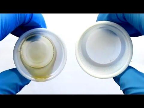 Superhydrophobic coatings with beeswax and carnauba wax