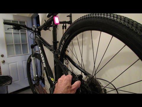 How To - DIY Bicycle Brake Light