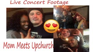 😱😥 EMOTIONAL Mom reacts to Upchurch