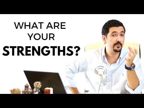 What Are Your Strengths? Learn How To Answer This Job Interview Question ✓