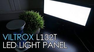 Viltrox L132T LED Light Panel Review