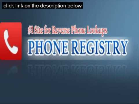 Reverse Phone Number Lookup Free Results With Name