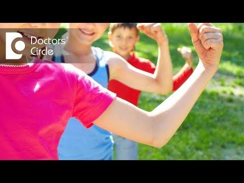 Building strong bones in children - Dr. Hanume Gowda