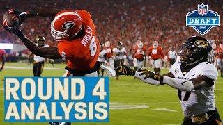 Round 4 Player Highlights & Pick Analysis | 2019 NFL Draft