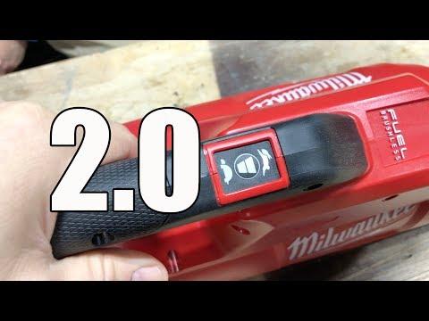 MIlwaukee M18 Blower 2.0