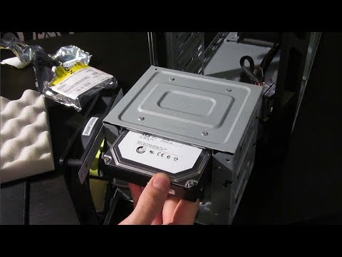 How to install a second hard drive to your PC