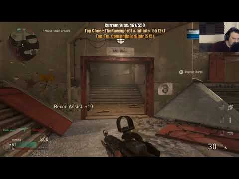 COD WW II MY BEST SESSION EVER! pt19