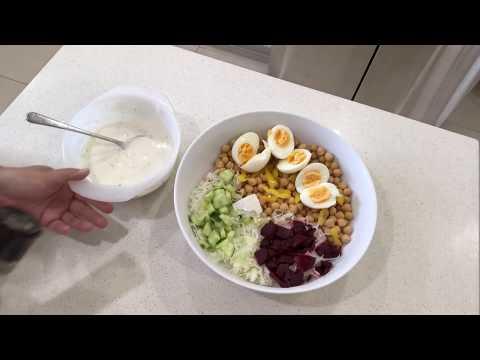 Healthy School LUNCH Ideas | Healthy Diet Salad | Pakistani Vlog
