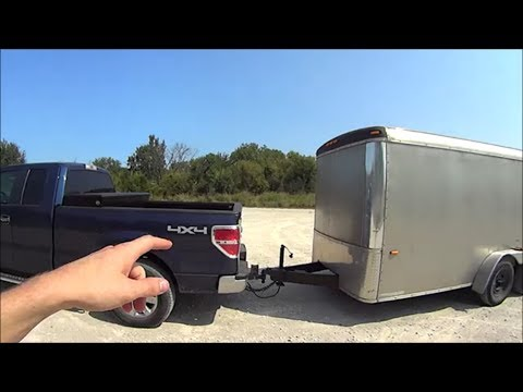 How to Set up Electric Trailer brakes