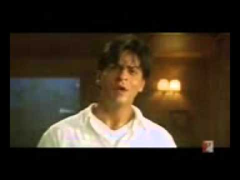 Dubbing of Sharukh Khan