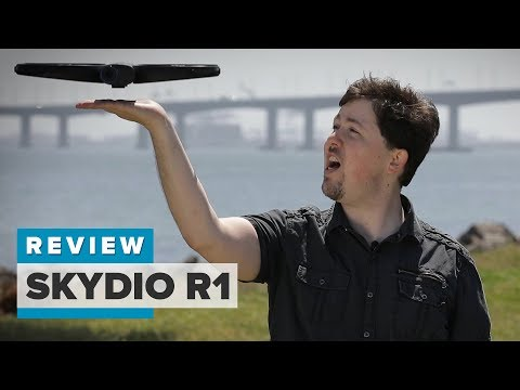 Skydio R1 review: It could change drones forever