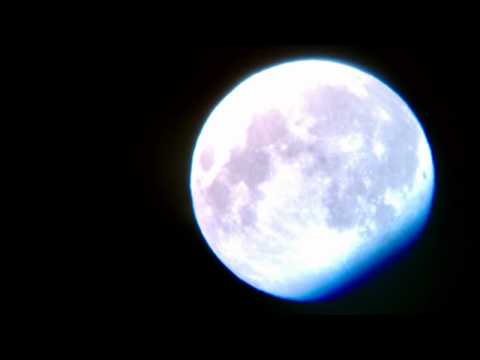 Super Moon on my HTC Evo