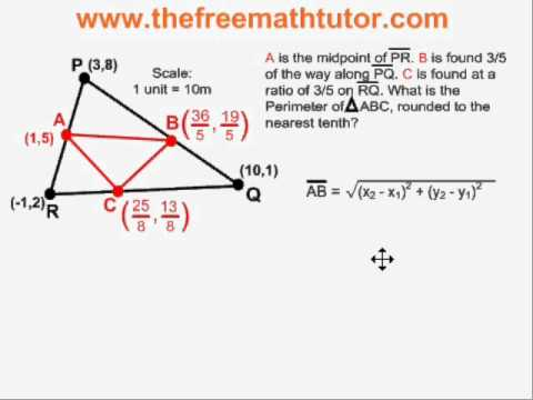 Multiple-Step Straight Lines Problems - Example 3