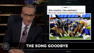 New Rule: Don't Segregate the Anthem | Real Time with Bill Maher (HBO)