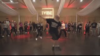 Jacksonville man wins the internet with hip-hop dance routine