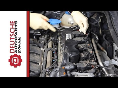 How to (DIY) Replace Ignition Coils on a VW 2.5L 5 Cylinder Engine