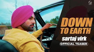 Sartaj Virk | Down To Earth | Proof | Official Teaser | Fresh Media Records