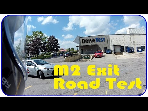 Wy's How To: M2 Exit Route London Ontario