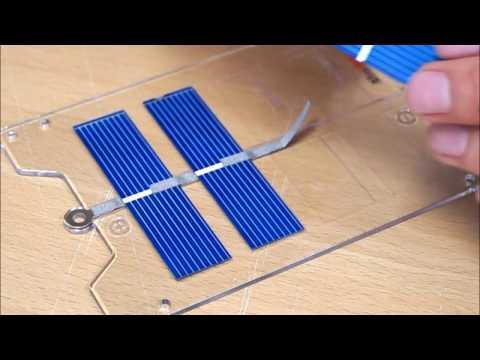 DIY Solar Panel KIT Manual (M101/M301)