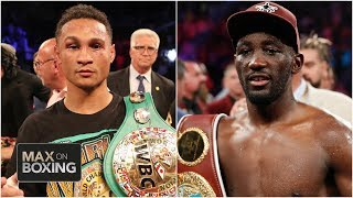 Regis Prograis wants to fight Terence Crawford, Errol Spence Jr. and Manny Pacquiao   Max on Boxing
