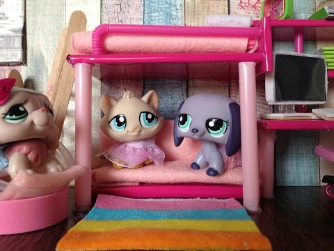 How to make a LPS Girl Room