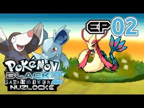 Pokemon: Black 2 Randomizer Nuzlocke - Part 2 - Long Time No Sea!