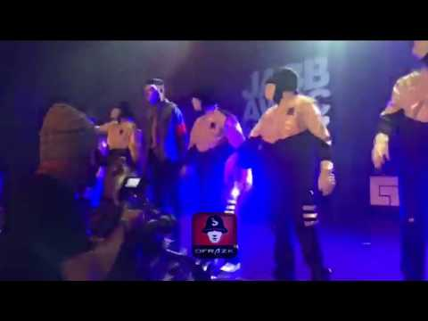 Jabbawockeez perform at a private facebook event May 12 2018