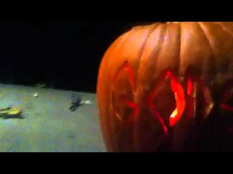 Sully Erna Godsmack/Avalon Pumpkin Carving