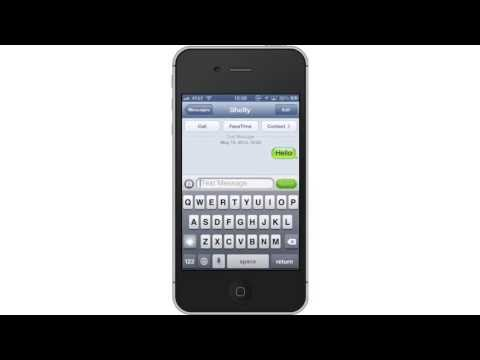 What is SMS on iPhone