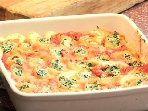 How To Make Your Own Stuffed Pasta Shells