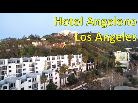 Hotel Angeleno - Room and Hotel Review
