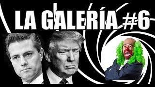 YA ESTÁ AQUÍ LA GALERÍA #6 CON EL GOBIERNO ESPÍA, VENEZUELA Y PRIÍSTAS!!