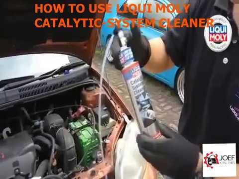 Liqui Moly Catalytic-System Deep Cleaners