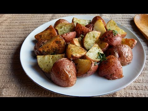 Roasted Red Potatoes Recipe | Side Dish Recipes | The Sweetest Journey