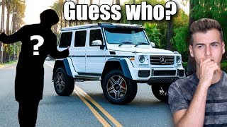 Can You Guess The Youtuber By Their Car?