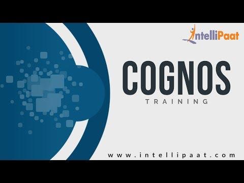 Cognos Developer Training | Cognos Developer Tutorial | Online Cognos Developer Training