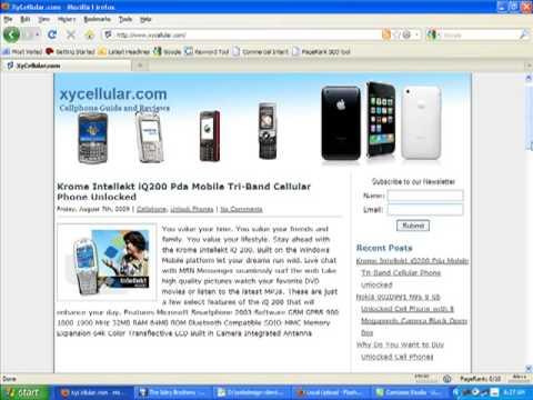 Buy unlocked cell phones, Samsung, Nokia, Motorola, Sony Er