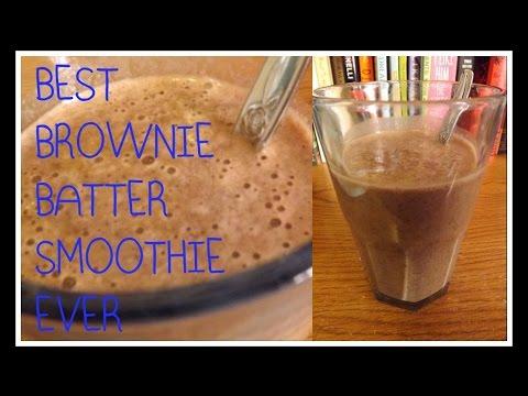 Brownie Batter Smoothie