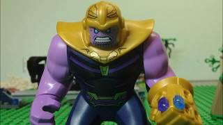 Lego Avengers Infinity War: Road To Endgame