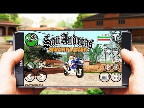 Como jogar GTA SA online no android