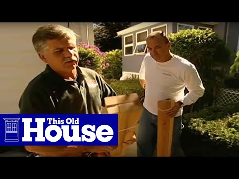 How to Build Deck Stairs - This Old House
