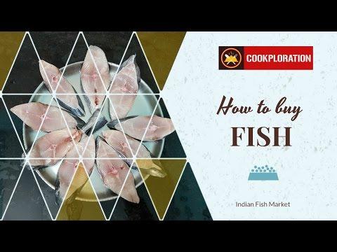 How to buy fresh Fish Crab & Prawns in India | Seafood Market | Tamil | Bangalore