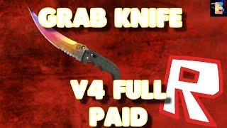 roblox grab knife v4 leak Videos - 9tube tv