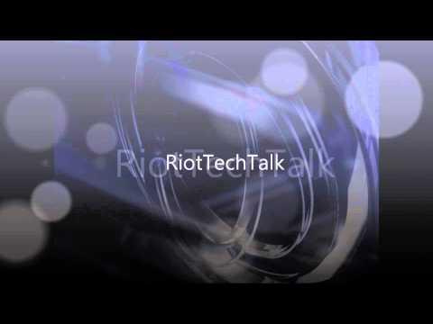 New RiotTechTalk Intro Test
