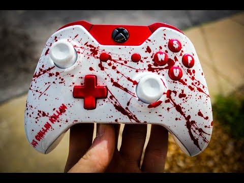 How To Spray Paint Your Xbox One Controller | DIY