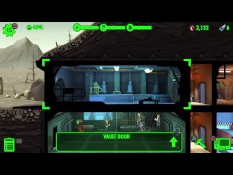 Falloutshelter a new life