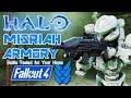 Download FALLOUT 4 - MISRIAH ARMORY - Halo Mod: FULL Showcase! M7/M6 PDWS, M392 RIFLE, EPIC M319 GL & MOAR! MP3,3GP,MP4